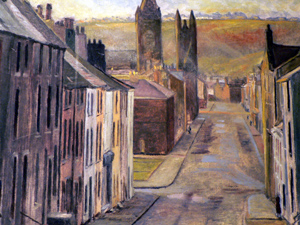 Scotch Street by William Coon