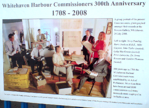 harbour commissioners 2008