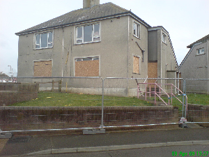 Copeland Homes keeps demolishing homes at Woodhouse Whitehaven despite a long waiting list.